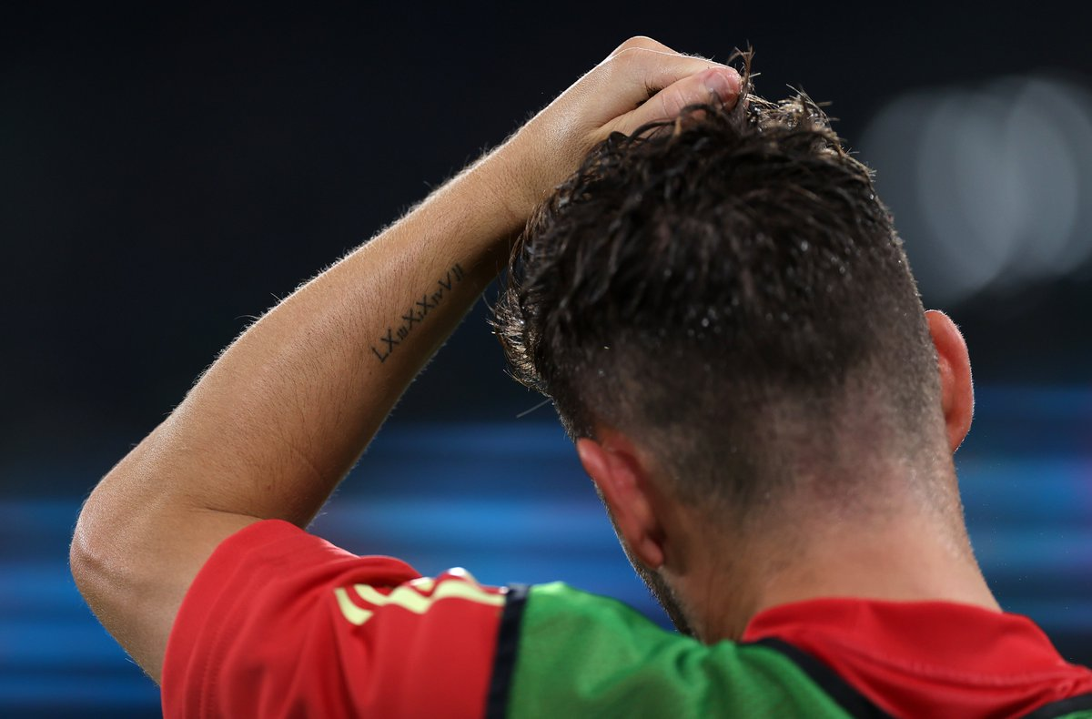 🇧🇪 It's Dries Mertens 😁  Were you correct ❓  #EURO2020