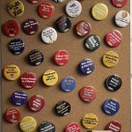 Image for the Tweet beginning: Time to order your Buttons