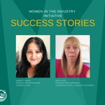 Image for the Tweet beginning: Women in the Industry Initiative