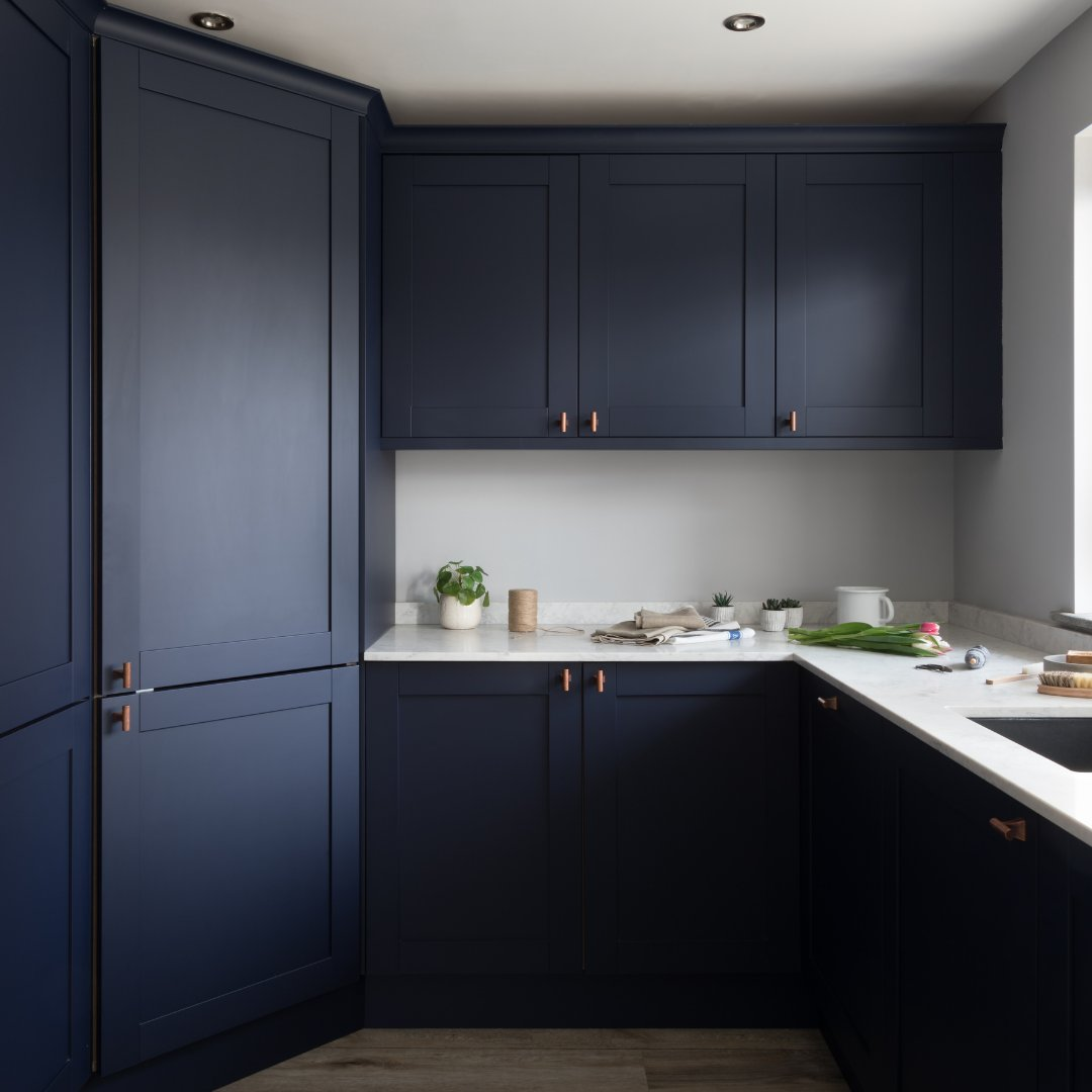 With the rise in open plan living, more homeowners are requesting utility rooms, but how can you get the most out of your utility room? Read our top tips - bit.ly/3w7q27J . 📸 @paullmcraig