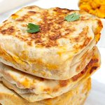 Image for the Tweet beginning: This murtabak recipe is for