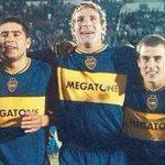 Image for the Tweet beginning: RIQUELME, PALACIO Y PALERMO  ¿Cuántas veces