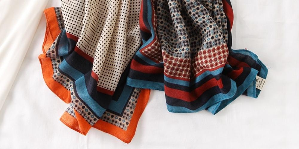 #BESTSeller #tagsforlikes women scarf fashion print cotton spring winter warm scarves hijabs lady pashmina foulard bandana plaid
