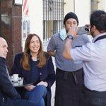Image for the Tweet beginning: [ELECCIONES] Vidal y Larreta, de