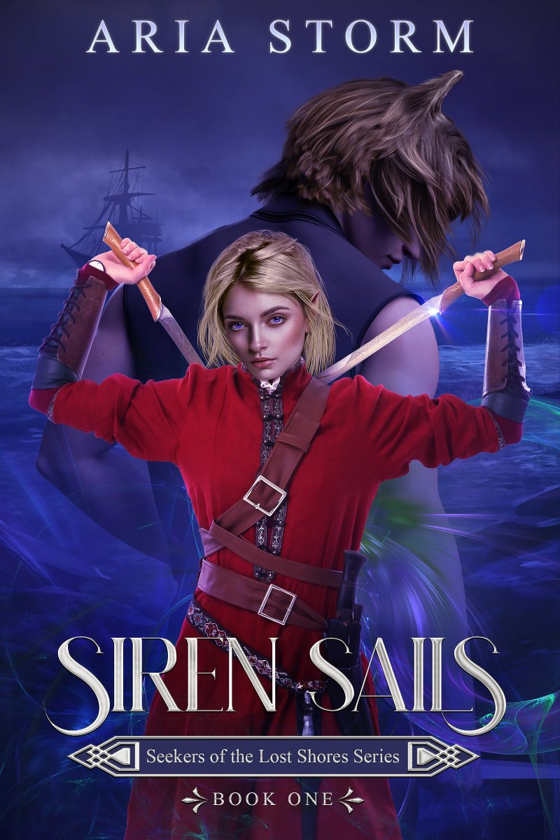 #Book 📖 Awesome of the Day ⭐ ➡️ #SirenSails (Seekers of the Lost Shores Book 1) #Steampunk ⚙️ #LGBTQ #Romance #Novel #Kindle Edition By @AriaStorm3 #SamaBooks️ 📚 ➡️ View More #SamaCollection 👉 https://t.co/Kugls40kPu