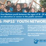 Image for the Tweet beginning: Are you a First Nations