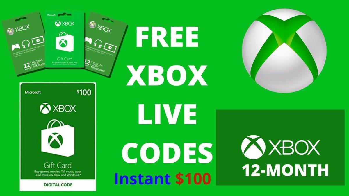 Xbox 2017 codes free live Xbox One