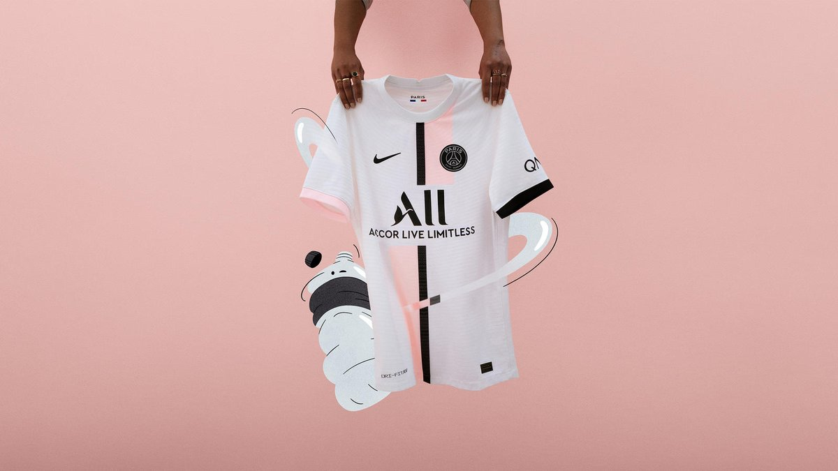RT @goal: PSG 🇫🇷 Barcelona 🇪🇸 Tottenham 🏴 Inter 🇮🇹  Rate these four away kits from best to worst 👇...