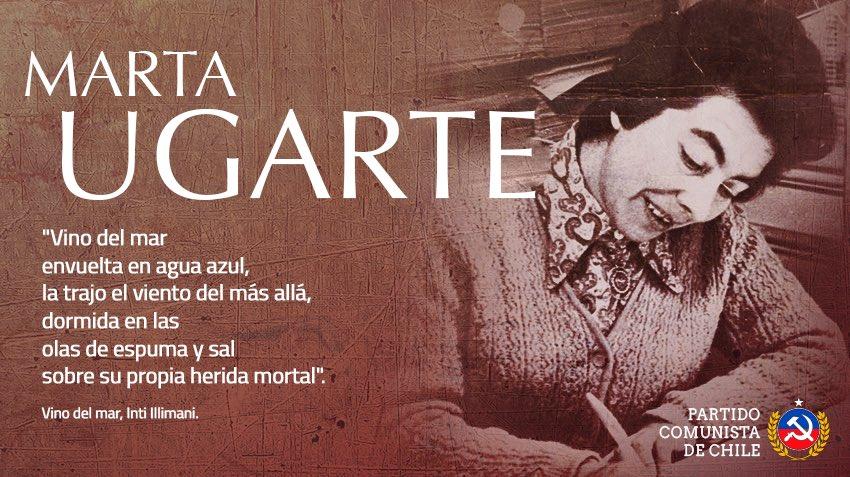 @PCdeChile's photo on Marta