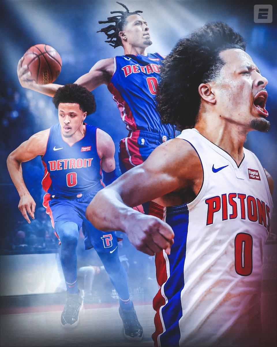 @SportsCenter's photo on Pistons