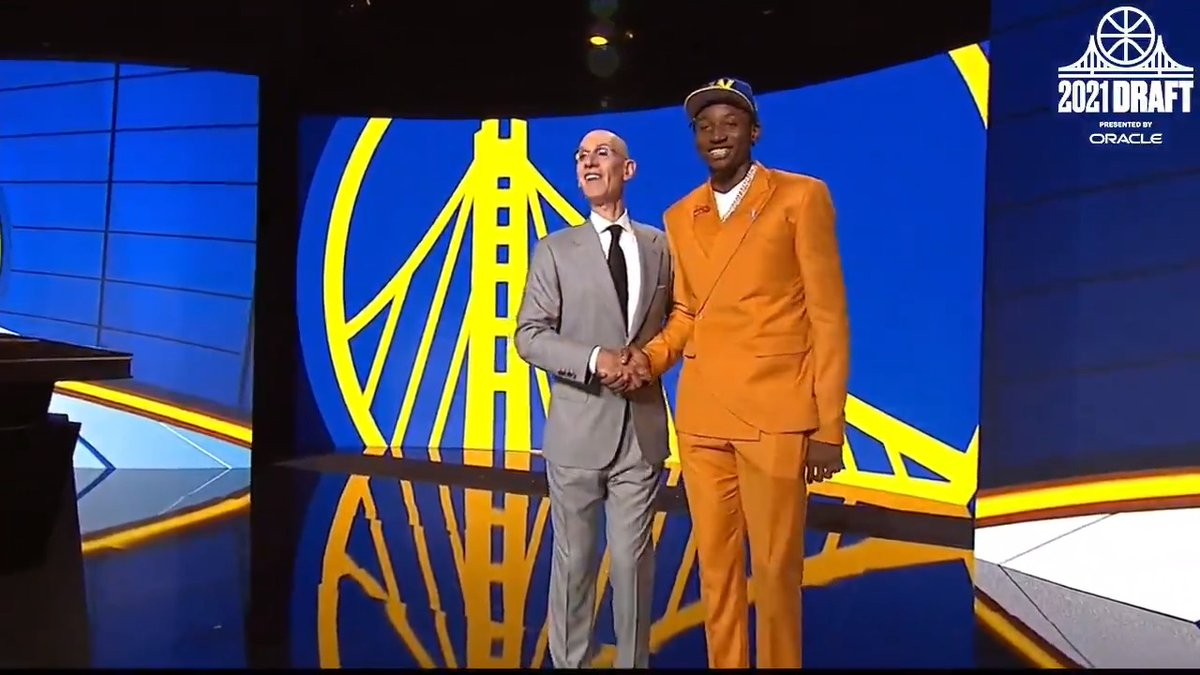 """Image for the Tweet beginning: """"With the 7th pick, the"""