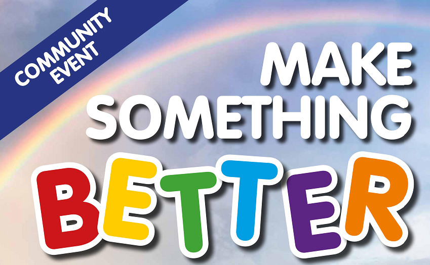 Join us on Saturday 31st July and Make Something Better! #community #nghomes #SpringburnPark #MakeSomethingBetter https://t.co/Mp6XqoBPCB https://t.co/eiVkB25owe
