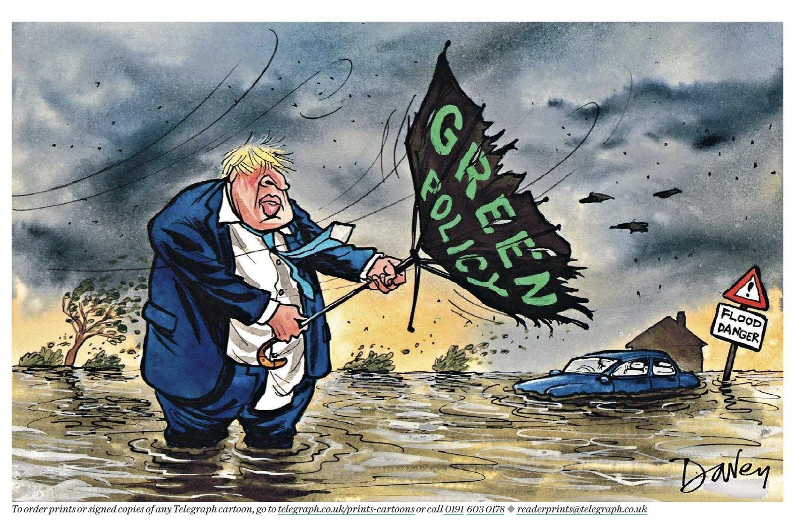 Friday The politics of environmental humor