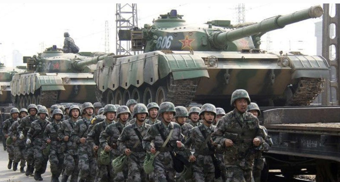 The Taiwanese Army has more tanks than a Chinese invasion force does—until China captures a port