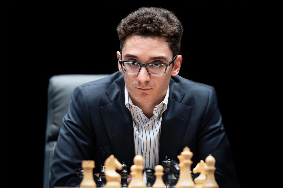 test Twitter Media - Happy birthday to world number 2, @FabianoCaruana, who turns 29 today! https://t.co/cbT20VldBb