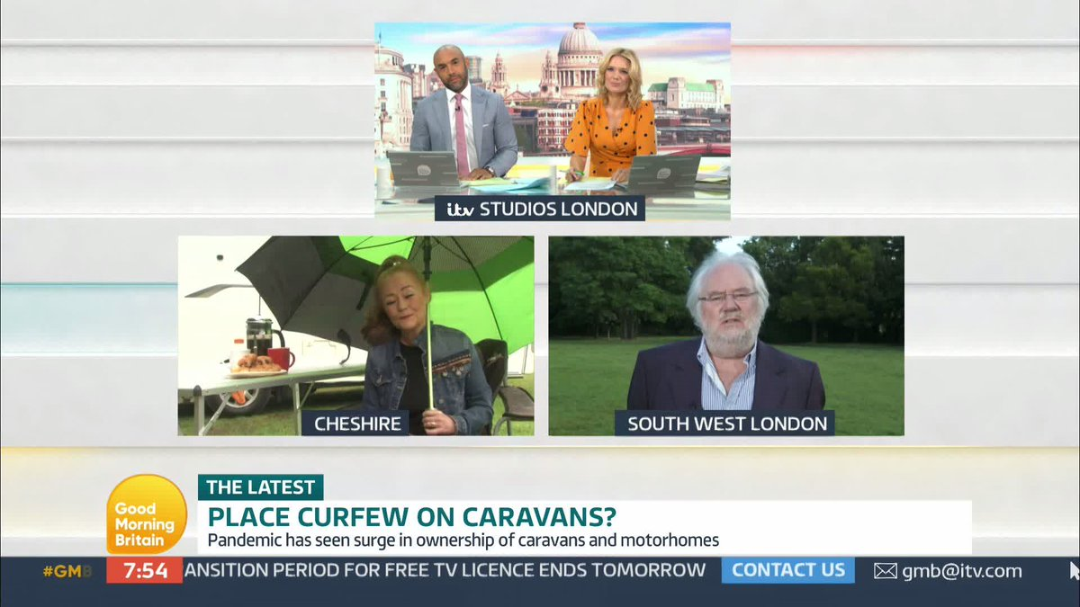 Do you agree with Mike Parry? Can you happily live in a little tin can for a week? 🙈