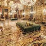 Image for the Tweet beginning: Palazzo Valguarnera-Gangi,Palermo La costruzione del Palazzo