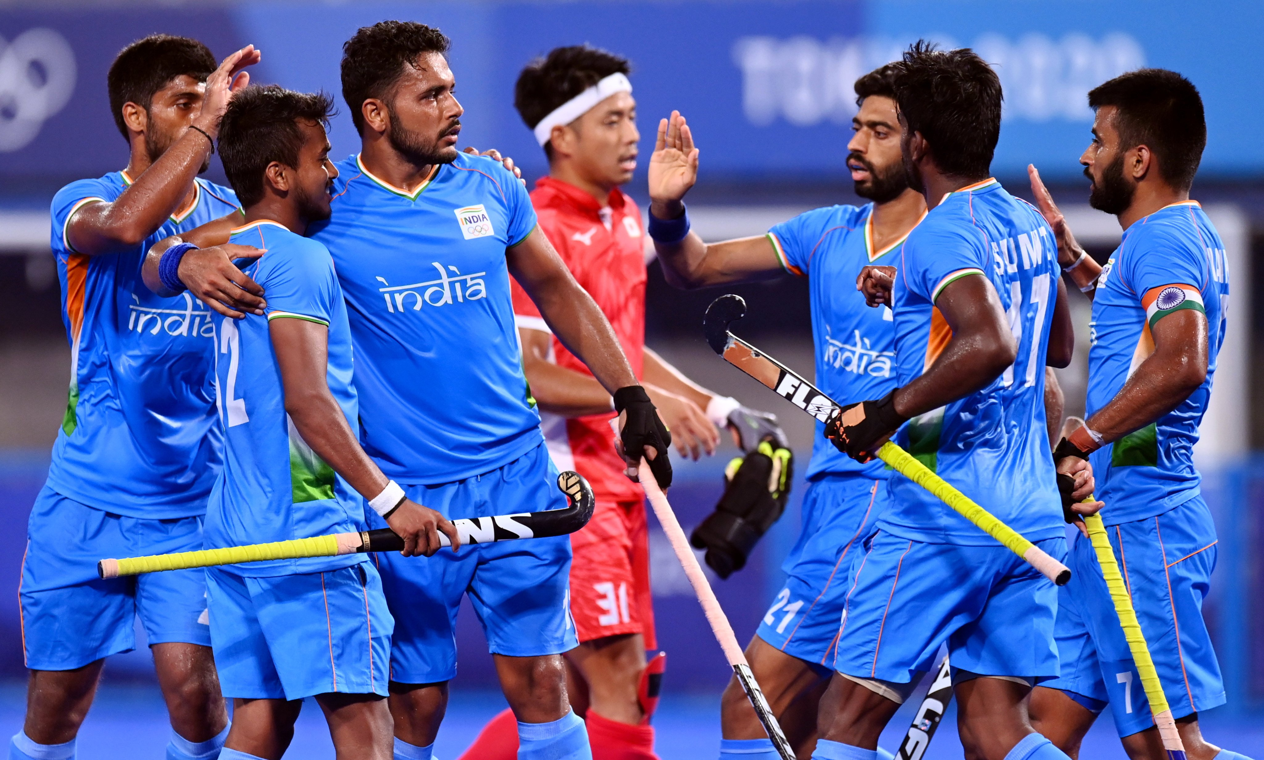 Olympics Hockey Men: India over power Japan 5-3 to face Britain in quarter finals
