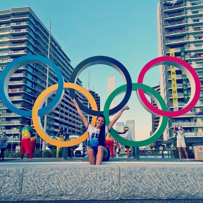 Robeilys Peinado clasificó a la final del salto con pértiga en los Juegos de Tokio
