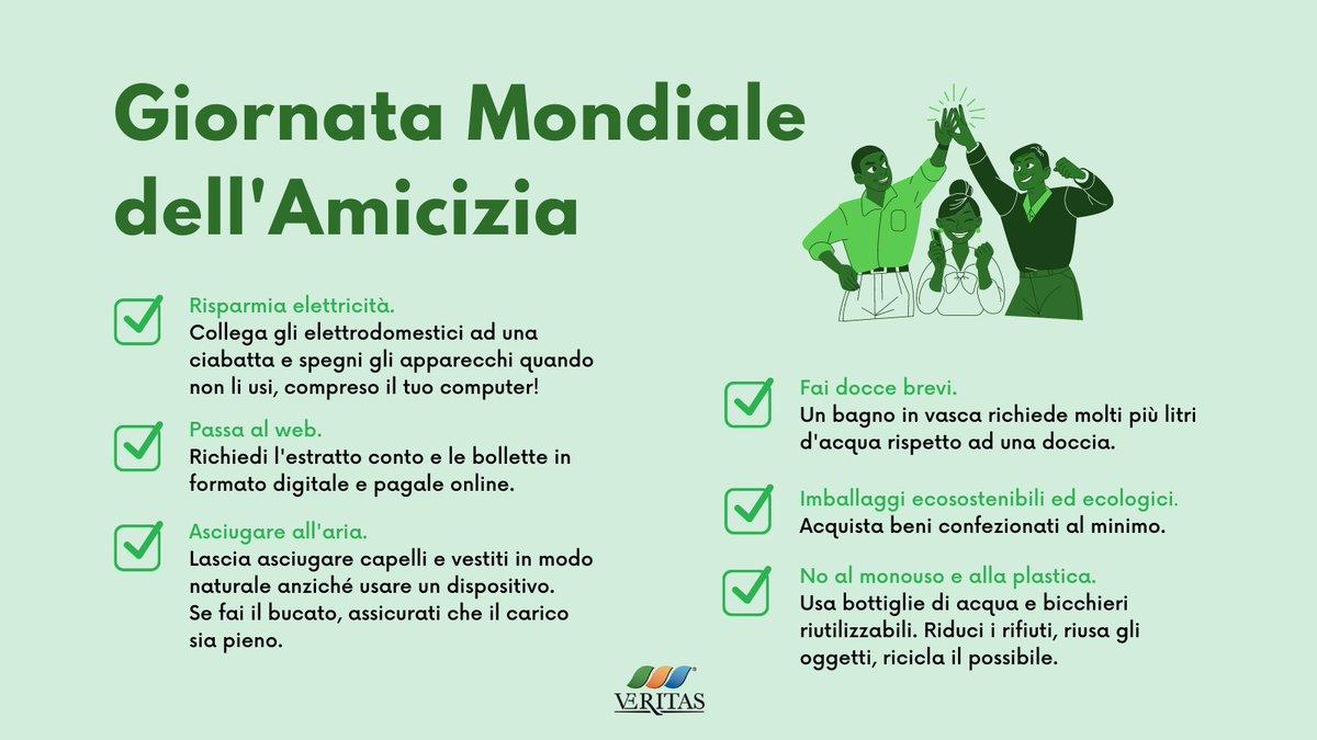 #GiornataMondialedellAmicizia