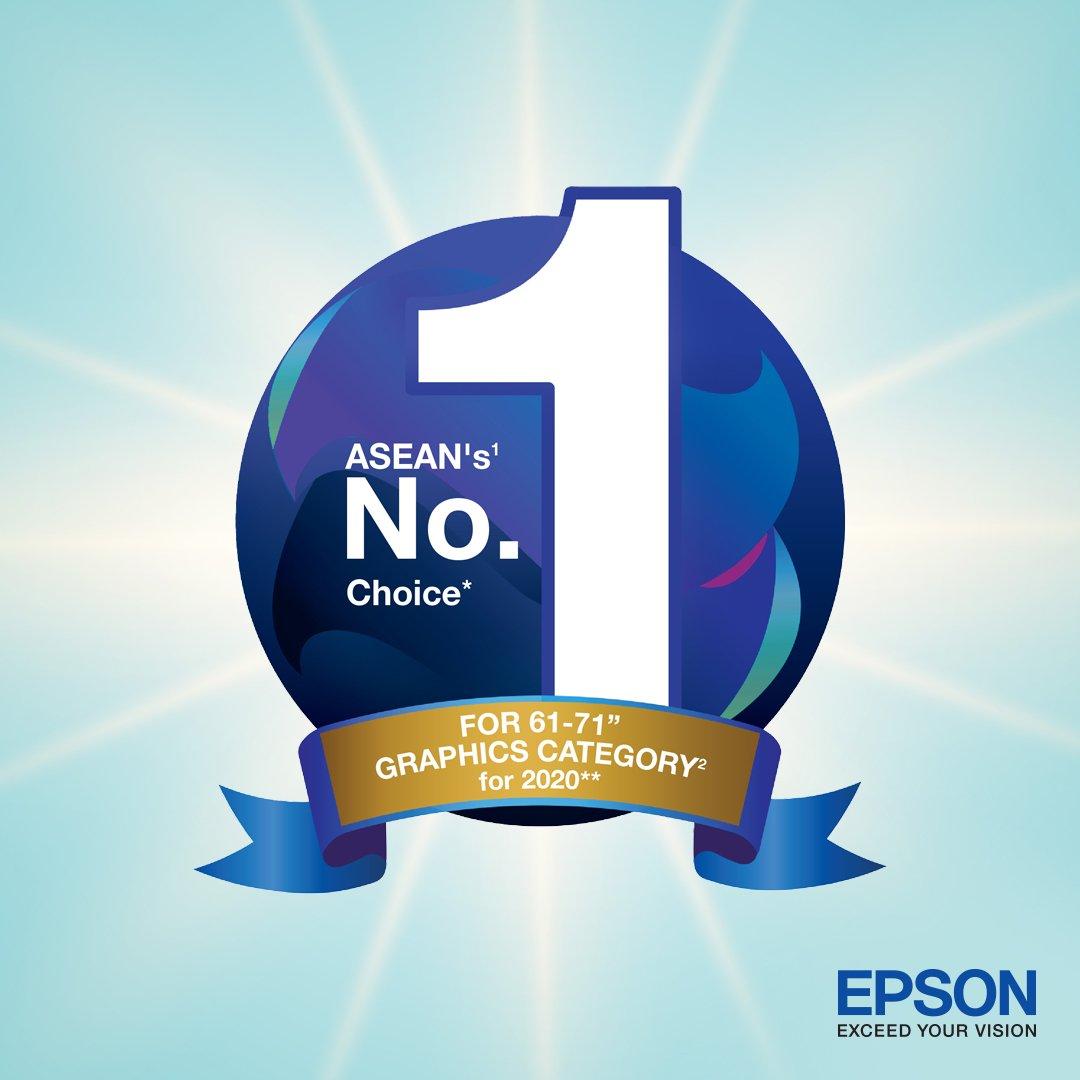 Printer Signage Eco-Solvent kami mendapatkan posisi No. 1 di ASEAN berdasarkan data IDC Worldwide Quarterly Industrial Printer Tracker – Final Historical, 2021 Q1.  Pelajari produk ini di https://t.co/mZs4TU6JVP  #printersignage #ecosolvent #signageprinter https://t.co/yNt4PwxX5G