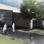 Image for the Tweet beginning: Plans approved for the #Tidworth