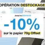 Image for the Tweet beginning: ⚡ DESTOCKAGE ⚡  ➡️ Prix barrés
