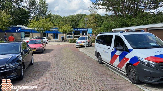 Meisje (12) gewond bij steekincident van Rijslaan (update) https://t.co/AD71kqY9Ga https://t.co/yEqb0SJTFO