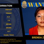 Image for the Tweet beginning: #FugitiveFriday: @DEAHOUSTONDiv is looking for