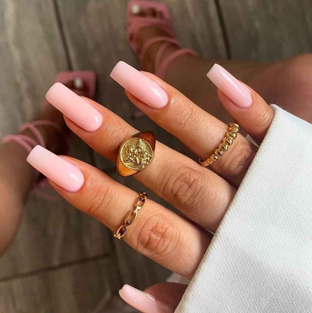 Image for Pretty Pinks 💕🌸😍   Nail inspo via @annagracenails_ 🙌🏽   #ikrushbabe #styling #fashion https://t.co/YkVDTEzynC
