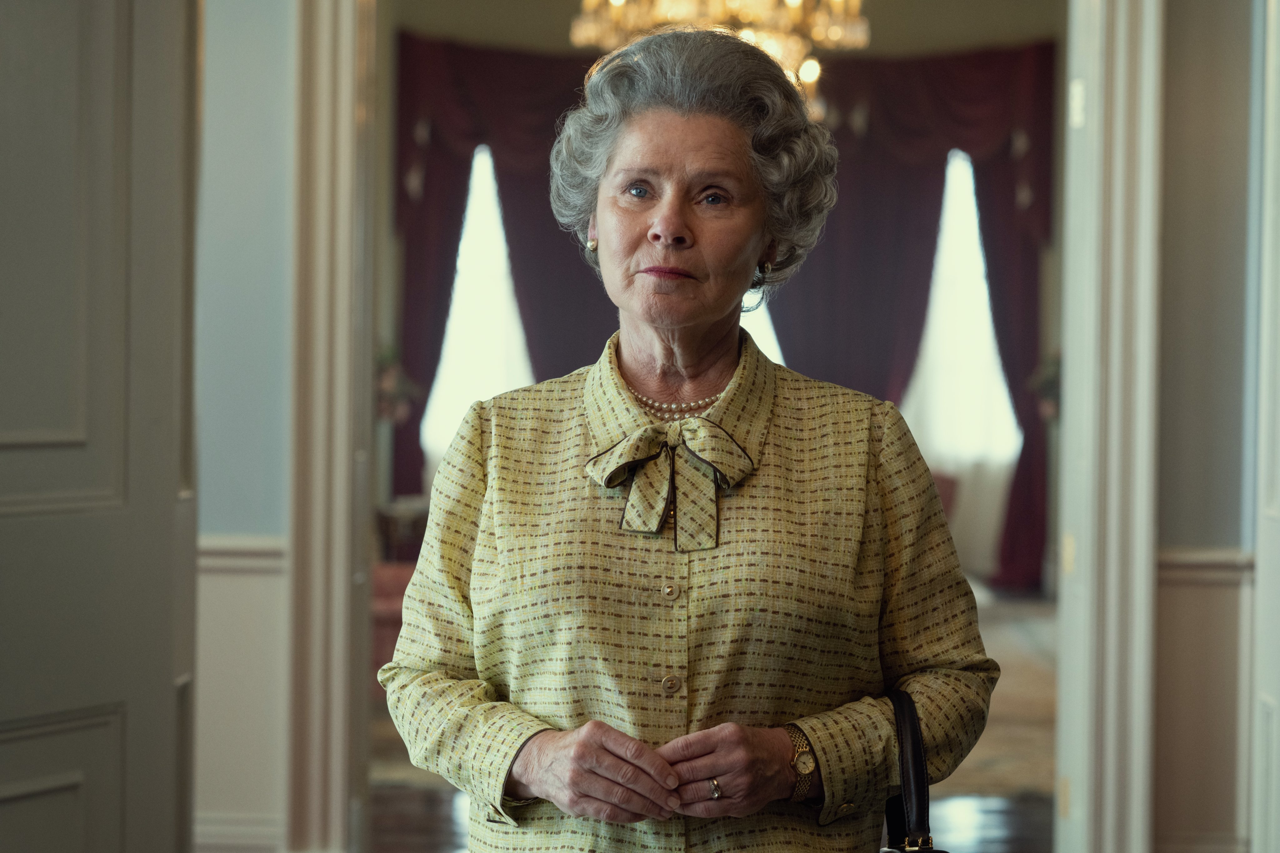 Imelda Staunton se junta a The Crown, da Netflix - legadoplus