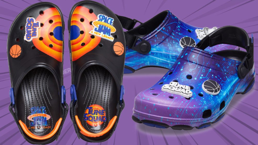 "Space Jam x Crocs ""New Legacy"""