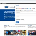 Image for the Tweet beginning: #Phishing for the @EU_Commission
