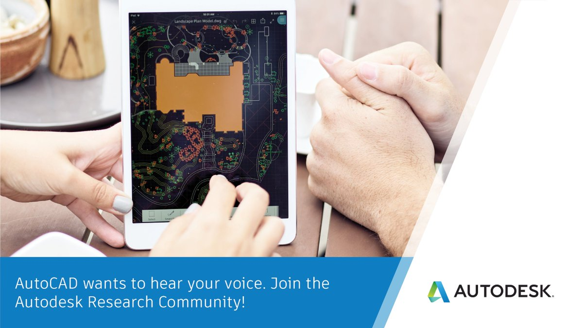 A great way to influence Autodesk products! Sign up and have your opinion and experience count! #expertelite #autodesk