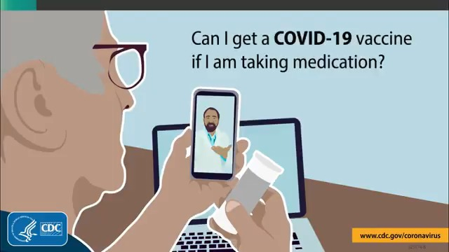 Image for the Tweet beginning: CDC doesn't recommend changing the