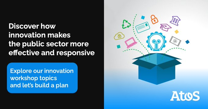 🆕 The future is now for the #PublicSector!We offer #innovation workshops to build...
