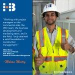 Image for the Tweet beginning: Milan Mistry's internship focused on