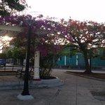 #CubaTravel Parque Villuendas, un lugar para descansar y disfrutar en un entorno natural.