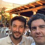 Image for the Tweet beginning: #aquabeach #colladovillalba Buena gente mejor