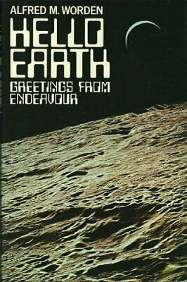 Cover of Hello Earth: Greetings from Endeavour