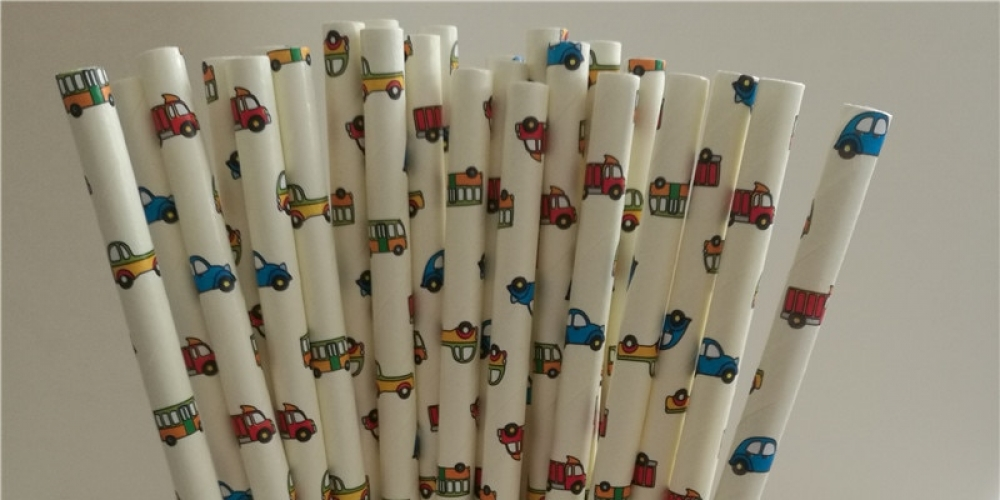 Eco-Friendly Paper Party Straw --> https://t.co/Ojdev5633N   #vivaveltoro #thriftyniftymom https://t.co/NMeONfZguA