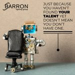 Image for the Tweet beginning: Join Barron's team, love what