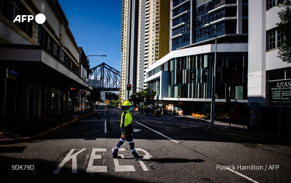 @AFP's photo on Brisbane