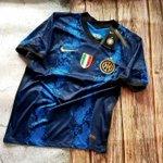 Image for the Tweet beginning: Inter Milan 2021/22 Home Kit  New