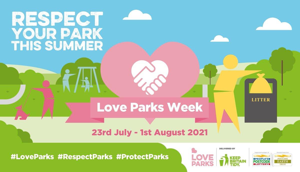 #LoveParks