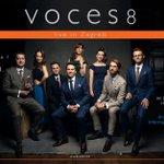 Image for the Tweet beginning: VOCES8, svjetski poznati a cappella
