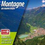 Image for the Tweet beginning: Montagne, un nuovo inizio 🇮🇹 Segui