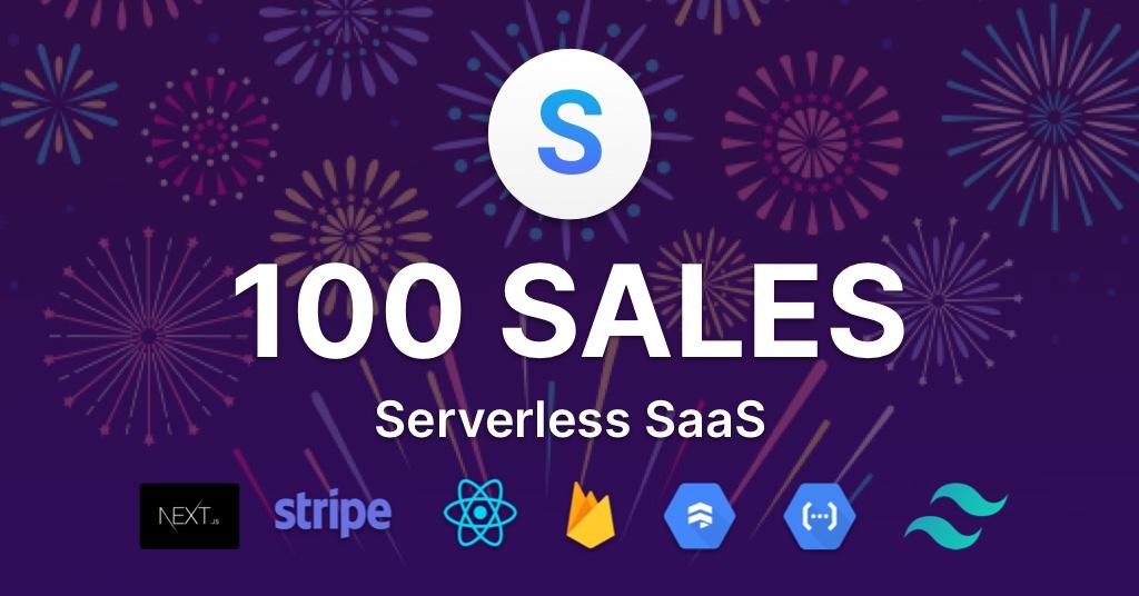Serverless SaaS Promo