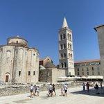 Image for the Tweet beginning: Dobar dan, Zadar! @Croatia_hr