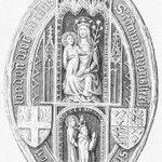 Image for the Tweet beginning: 31 July 1557: Katherine Palmer